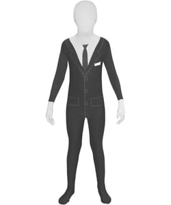 Slenderman Morphsuit - Tween