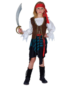Pirate Girl Teen