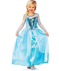 fantasy snow queen - tween