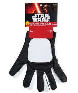 flametrooper adult Gloves - Sta Wars