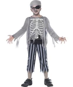 Ghost Ship Boy Costume