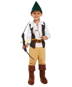 Kids Hunter Costume