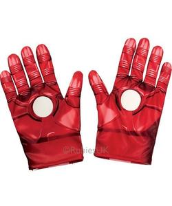 Iron Man Gloves - kids
