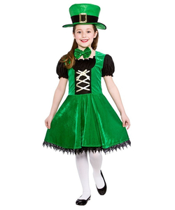 Leprechaun girl Costume