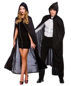 long black cape
