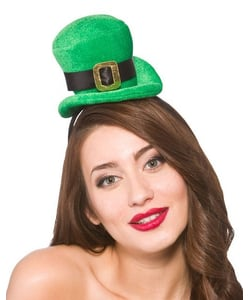 mini st patricks day hat