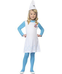 Smurfette Costume - Kids