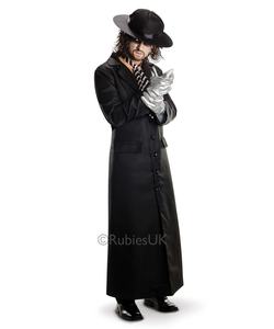 grand heritage undertaker costume