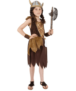 Viking Girls Costume
