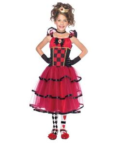 Wonderland Queen Costume - Tween