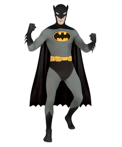 Batman Second Skin Costume