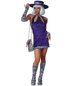 female pimp costume
