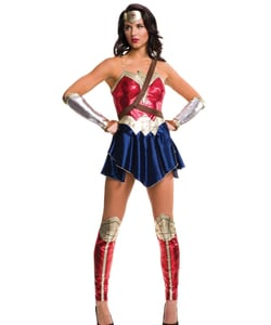 Dawn Of Justice Wonder Woman Costume