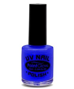 UV Nail Polish - blue