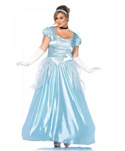 plus size classic cinderella costume