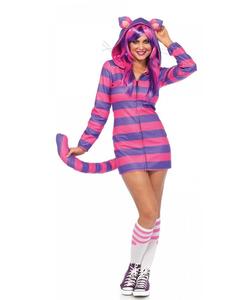 cozy cheshire cat costume