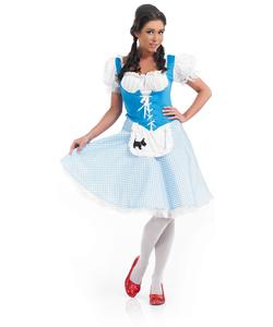 PLus size Dorothy costume - long dress