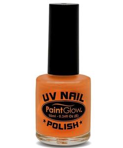 UV Nail Polish - orange