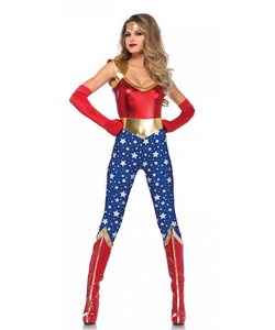 Sensational Superhero Costume