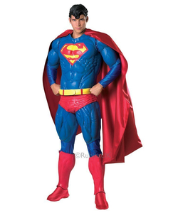 Collectors Edition Superman Costume