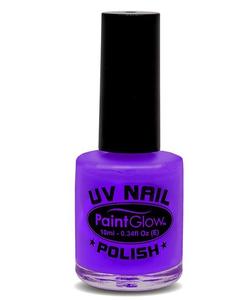 UV Nail Polish - violet