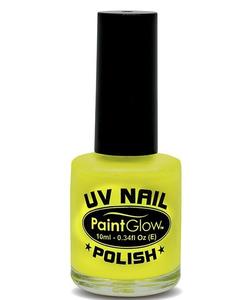 UV Nail Polish - Yellow