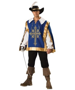 elite musketeer costume