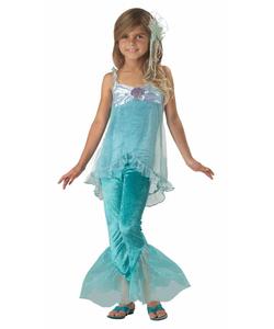 Mischievious Mermaid Costume - Child