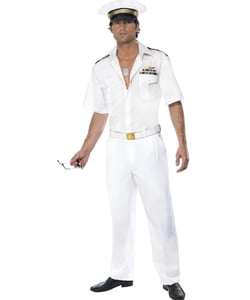 Mens Captain Costume