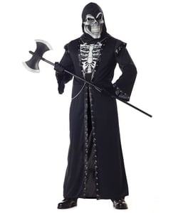 Crypt Master Costume