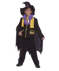 Vamp Student Boy Costume