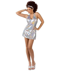Disco ball diva costume