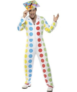 Twister Costume - Men's