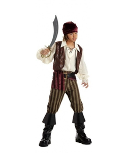 Teen Rogue Pirate Costume