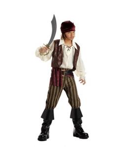 Teen Rogue Pirate Costume