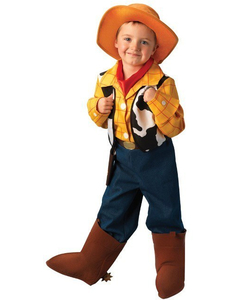 Childs Woody Platinum Costume