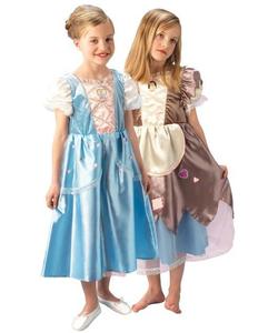 Cinderella Rags-2- Riches Costume
