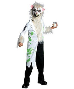 Kids lab rat costume