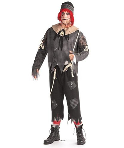 Rag doll boy costume