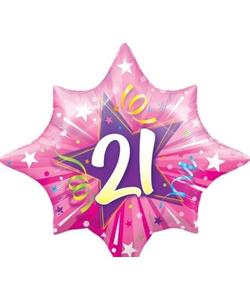 21st Shining Star Balloon