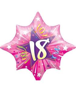 18th Shining Star Balloon