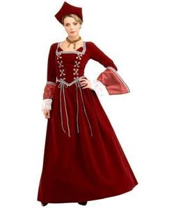 Grand Heritage Faire Maiden Costume