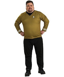captain kirk - plus size