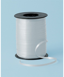 silver Curling Ribbon