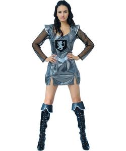 Knight Lady costume