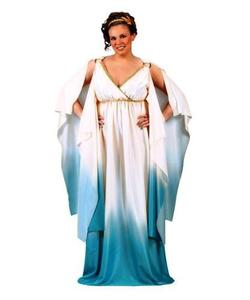 greek lady costume
