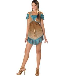 Cheeky Cherokee Costume (Teen)