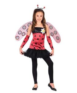 lovely ladybug costume