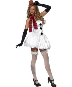 Fever snowman costume