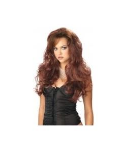 seductress wig auburn